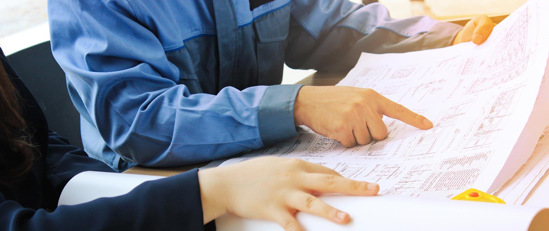Pörner Planung und Einreichung